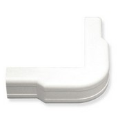 ICC ICRW12OCWH Raceway Outside Corner Cover 10 Pack, White, 1 1/4""