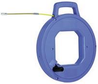 Ideal industries 31 187 rapid pak s class 50 ft for Ideal fiberglass fish tape