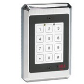 Linear SSW-FX SSW Series FX Style Flush-mount Harsh Environment Access Control Keypad