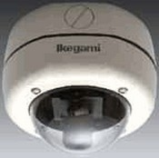 Ikegami ICD-609 TYPE92- High Resolution True Day/Night Dome Camera