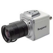 Ikegami ISD-A15TDN-LENS7550 Compact Cube Day/Night Camera with Built-in Lens