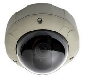 Ikegami ISD-A31 TYPE49 Vandal Resistant Hyper Wide Light Dynamic Color DPS Dome Camera w/Varifocal Lens (4-9mm)