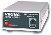 Viking Electronics K-1900-9 AC Power Single or Multi-Number Diale