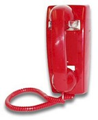Viking Electronics K-1900W-2 Hotline Dialer Wall Phone