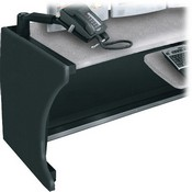 Middle Atlantic LD-SP30-SL Pair of Standard Side Panels for LD Series LCD Monitoring/Command Desk (Slate)