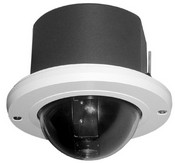 Pelco LD53HDF0 Lower Dome Heavy-Duty Spectra III, Smoked