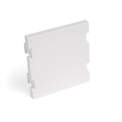 Leviton Manufacturing 412922BW Module, 2 units high, white