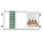 Leviton 47606BTV Voice, Data & Video Distribution