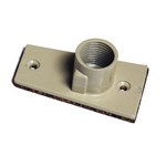 Lowell Manufacturing Co LHA15C Adaptor For Lh15Ta Horn For Ip66 Rating