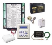 ELK M1GKS M1 Gold Control Package Kit with M1KP2 LCD Keypad