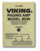 Viking Electronics M2W Paging/Loud Ring Amplify F/Key Phone