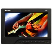 Marshall Electronics M-CT7-CE6 7-Inches Portable Camera-Top Field Monitor Kit (With Canon LP-E6 Power Option), Includes A Campro Custom Carrying Case