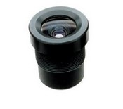 Marshall Electronics V-4301 2.1mm f/2.0 Miniature Glass Lens for OEM Board Cameras with 1/3-Inch CCD