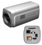 Marshall Electronics VS-539-HDI 2.0MP 10X Zoom IP Box Camera