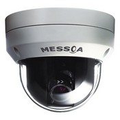 Messoa NDF831 1080P IP Camera, Network Dome, Varifocal Lens, IP67