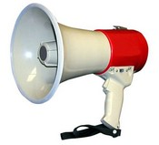 MG Electronics MB-PGM-15PD 15 Watt Megaphone