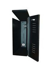 Mier Products Bw 240 Dvr Vcr Lock Box With Fan Tower