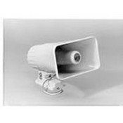 GE Security MPI-38 Siren/Speaker Rectangular Horn Two-Channel Yelp/Steady