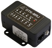 Ditek MRJPOE Power Over Ethrnt Surge Protec RJ45 Connect