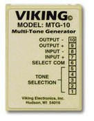 Viking Electronics MTG-10 Multi-Tone Gen With 10 Diff Tones