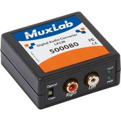 Muxlab 500080 LCPM Digital to Analog Converter