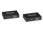 Muxlab 500114 The Longreach Cctv Ip Poe Extender Kit,