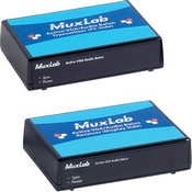 Muxlab 500145 Active VGA/Audio Balun Kit