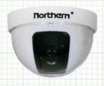 Northern Video D7W960 Indoor 960H 700L 3.6Mm Color Dome White