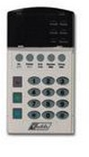 GE Security NX1516E Networx 16-Zone Slimline Led Keypad With Removable Door