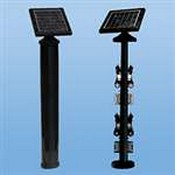 Optex SPT2000 Solarbeam Perimeter Security System