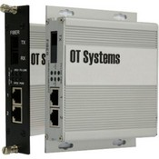 Ot Systems ET2111ASA Multimode 10/100Mbps 2 Port Switch / Sc