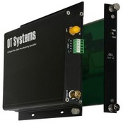OT Systems  FT110CB-SMTSA Digital Fiber Optic Transmitter, Video, Contact, 1-Channel, Module, Multi Mode