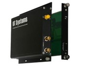 OT System FT200-SMR Digital Fiber Optic Video 2-Channel, Receiver, Card, Multimode, 1310nm
