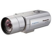 Panasonic POCNP502LMP24 Day/Night Indoor/Outdoor Fixed Camera Package, Includes WV-NP502 Camera, 2.4-6mm Lens & Housing