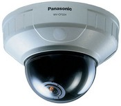 Panasonic WV-CF224 Mini Dome Surveillance Camera