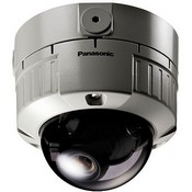 Panasonic WV-CW484S-22 Vandal Proof Super Dynamic III Color Dome Camera with 2.2mm Lens (Surface Mount)