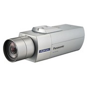 Panasonic WV-NP1004 Megapixel MPEG4/JPEG Color Network Camera