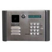 Pach & Company QC1 Multi-user Dedicated Telephone Entry System (100 Tenants) TACS Surface Mount; Card Reader/Transmitter