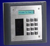 Pach & Company SK1000 Stand-Alone Smart Digital Keypad with Proximity Reader