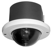 Pelco SD429HP1 Spectra IV Heavy Duty Pendant Mount Day/Night PTZ Camera with 29X Zoom Lens, Clear Dome