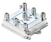 Pico TSV-6SB 6-Port 1GHz Vertical Port Splitter (Solder Backed)