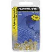 Platinum Tools 18121 Telcom Splicing Connectors UY-Gel Filled (25 Pieces)