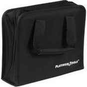 Platinum Tools 4002PT Zipper Tool Case, With Handles, Nylon