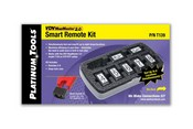 Platinum Tools T139 Smart Remotes, Test And Id, Set Of 2 Thr
