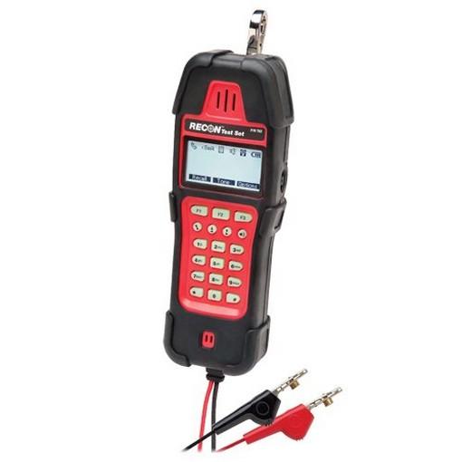 platinum tools t62 recon test set telecommunication line analyzer. Black Bedroom Furniture Sets. Home Design Ideas