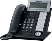 Panasonic Telephone KX-DT346 Digital Keyset 24 Button Backlit Display Speakerphone