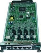 Panasonic Telephone KX-NCP1170 4-Port Digital Hybrid Extension Card