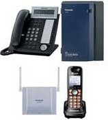 Panasonic Telephone KX-TDA50D1E Package