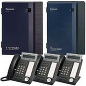 Panasonic Telephone KX-TDA50D3V KX-TDA50 Digital Endpoint Bundle with Voicemail