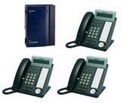 Panasonic Telephone KX-TDA50D3 KX-TDA50 Digital Endpoint Bundle